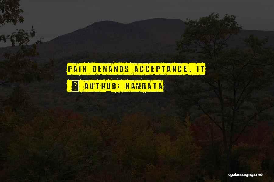 Namrata Quotes 695904