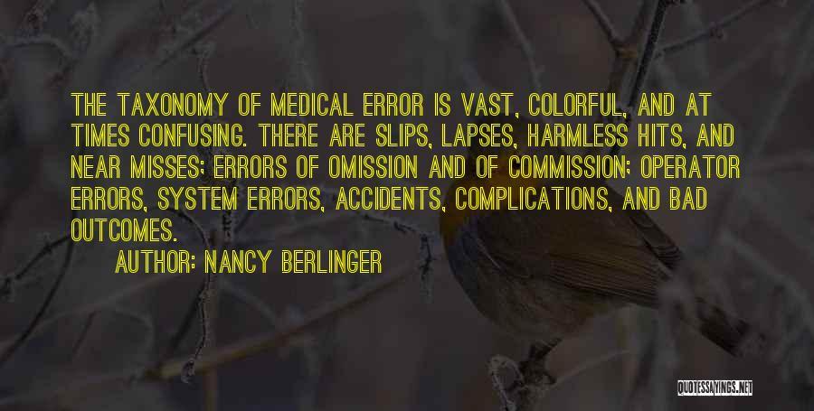 Nancy Berlinger Quotes 1638459