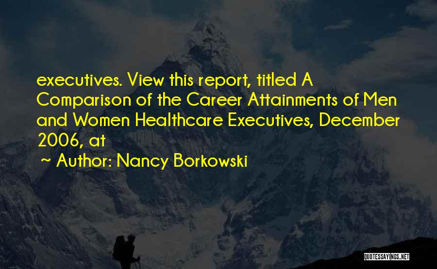 Nancy Borkowski Quotes 870205