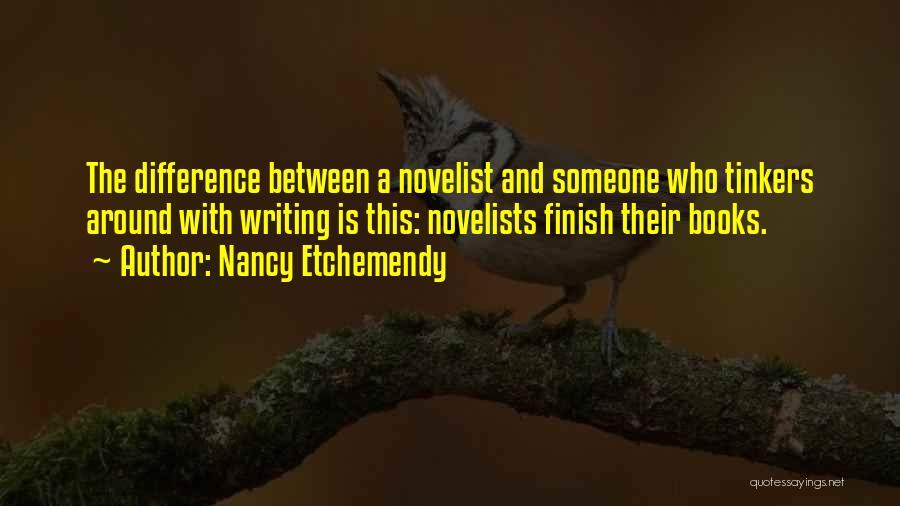 Nancy Etchemendy Quotes 643548