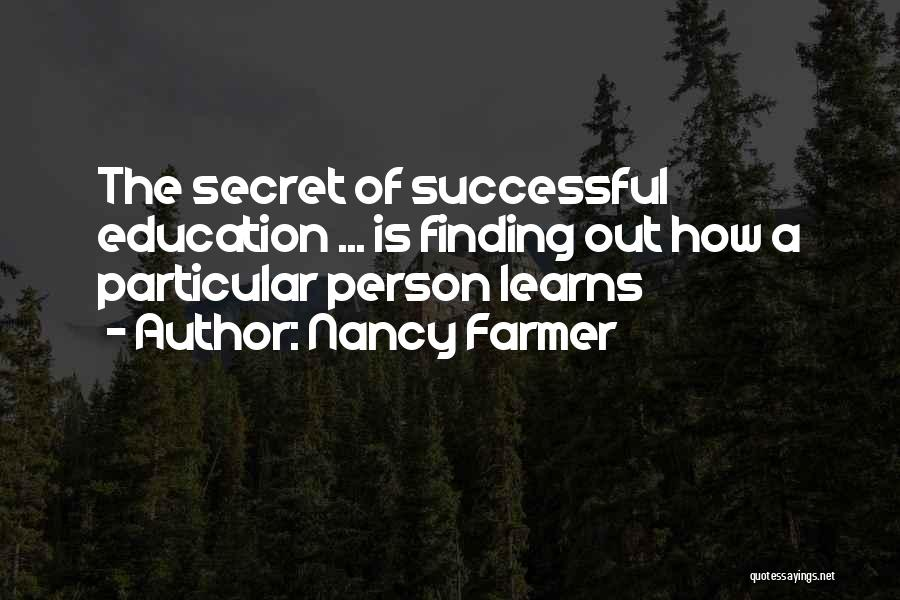 Nancy Farmer Quotes 162455