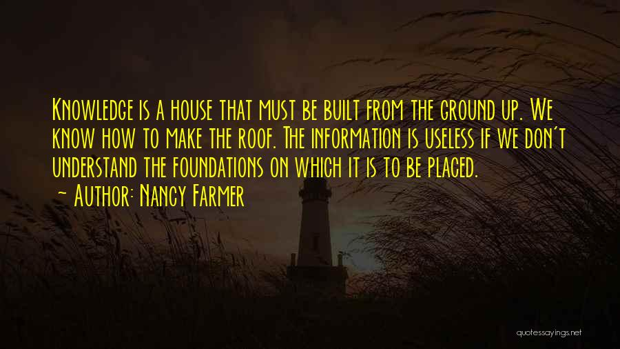 Nancy Farmer Quotes 1815820