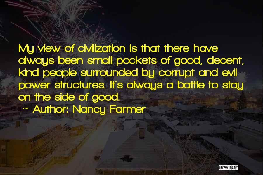 Nancy Farmer Quotes 1837554