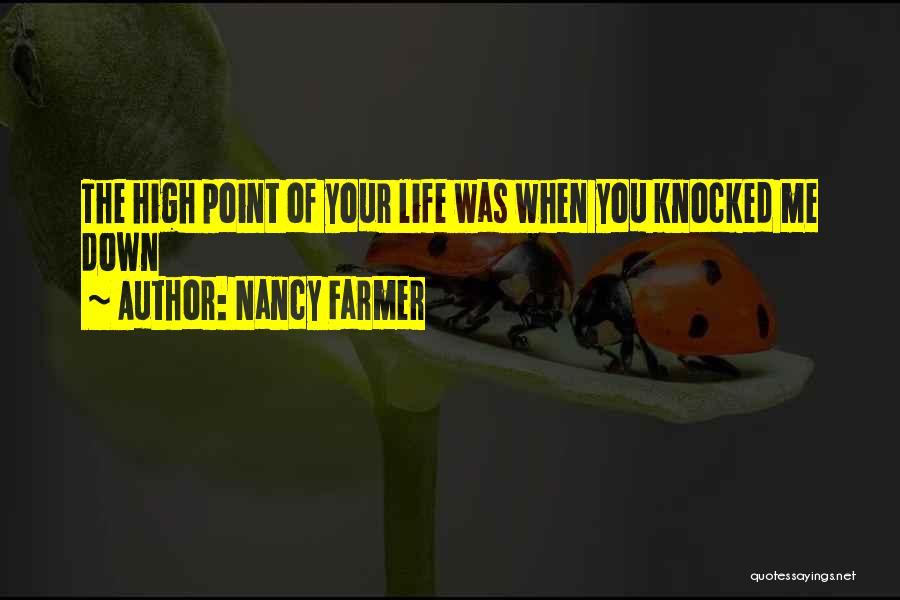 Nancy Farmer Quotes 2048226