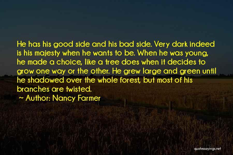Nancy Farmer Quotes 578418