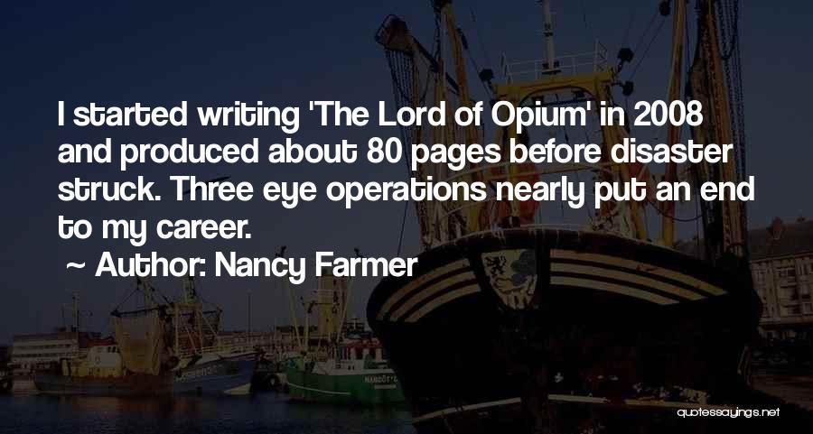 Nancy Farmer Quotes 601817