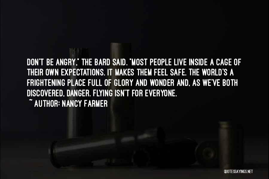 Nancy Farmer Quotes 734173