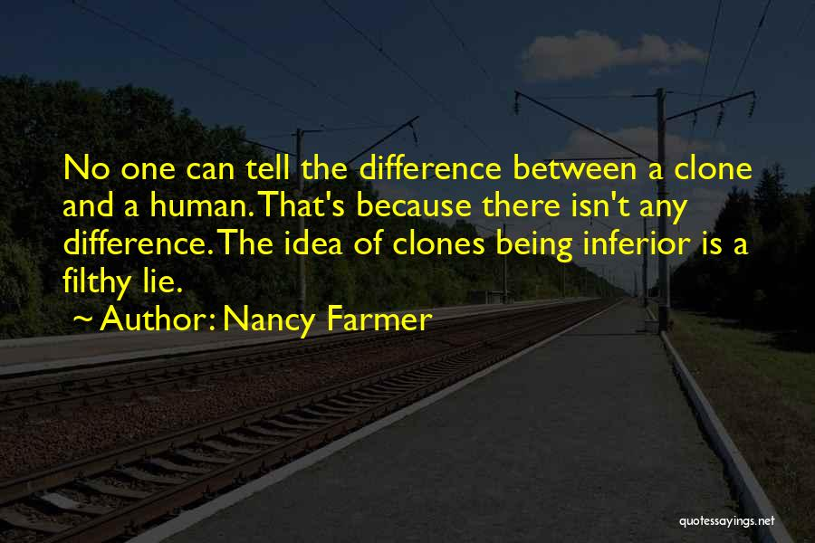 Nancy Farmer Quotes 761692