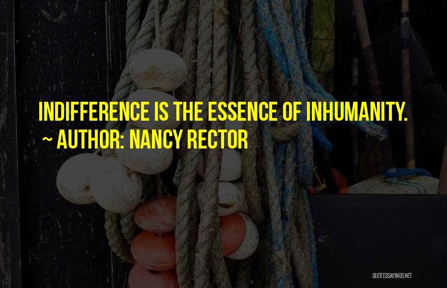 Nancy Rector Quotes 1134567