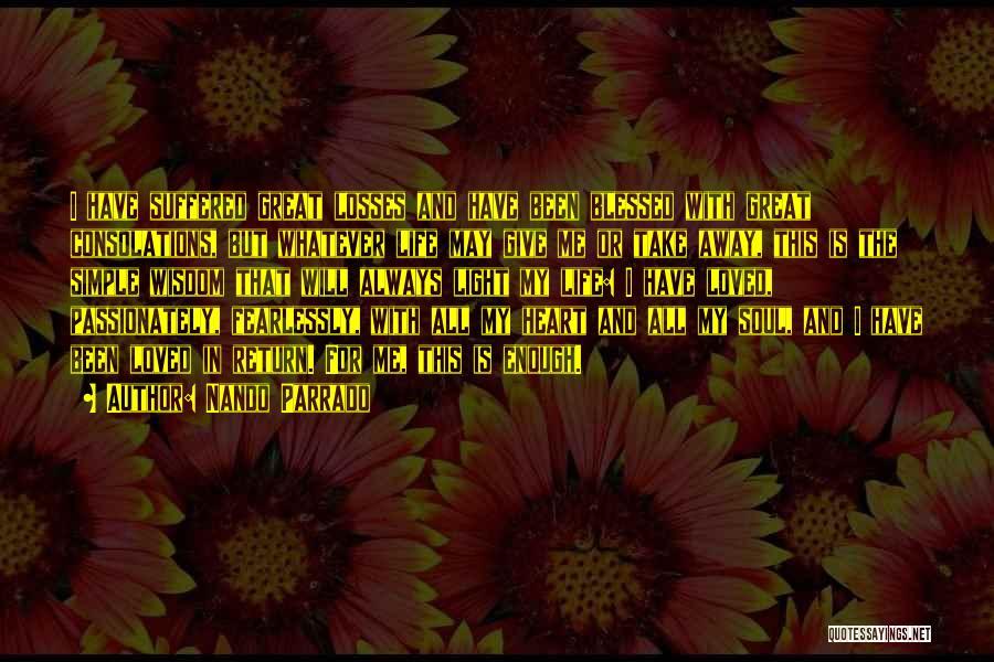 Nando Parrado Quotes 1169346