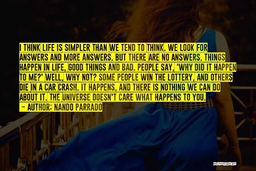 Nando Parrado Quotes 1624960