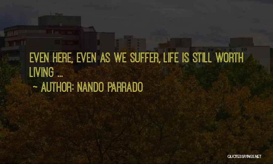 Nando Parrado Quotes 1826040