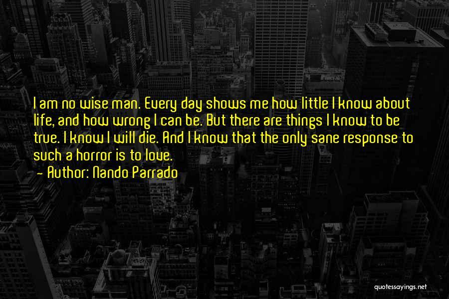 Nando Parrado Quotes 193406