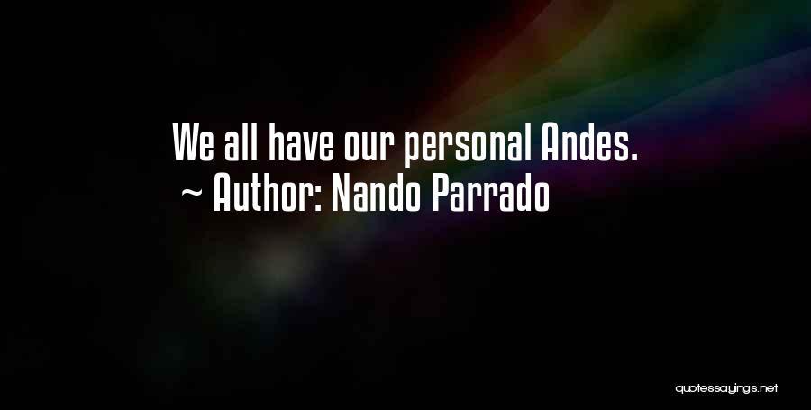 Nando Parrado Quotes 2271301