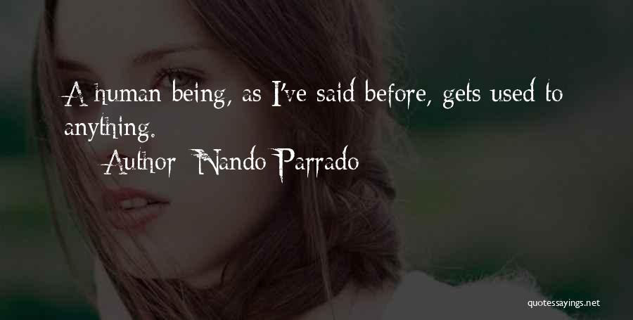 Nando Parrado Quotes 342645