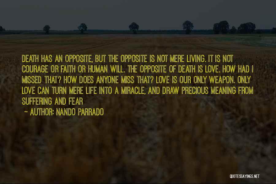 Nando Parrado Quotes 987426