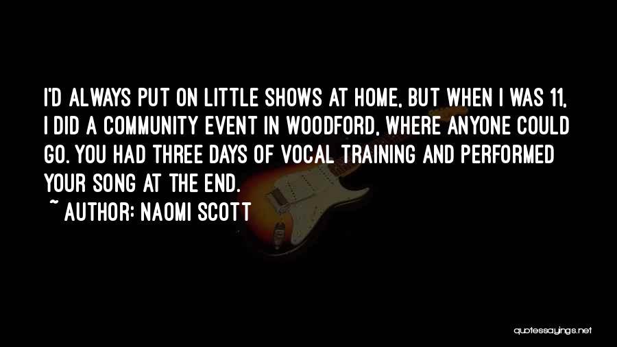 Naomi Scott Quotes 1159183