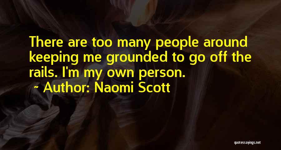 Naomi Scott Quotes 1681592