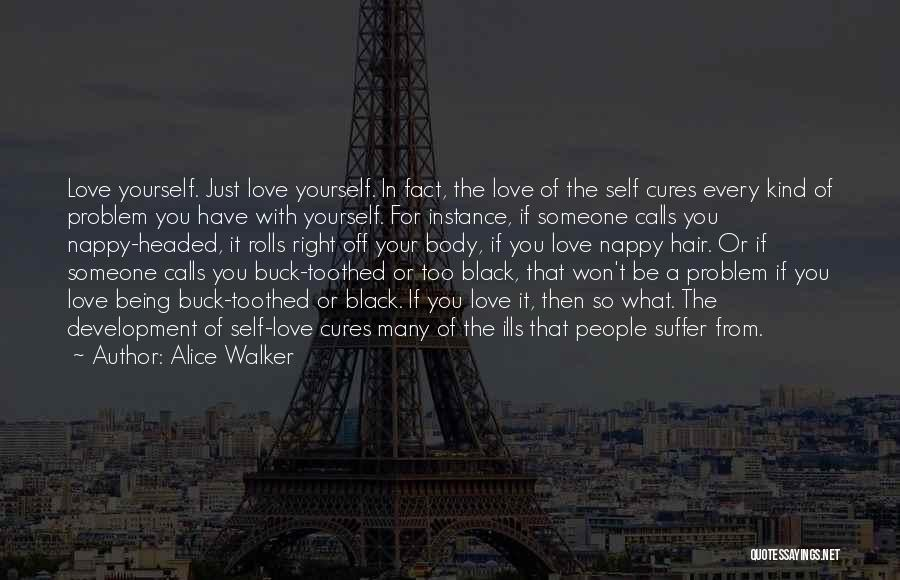 Nappy Quotes By Alice Walker
