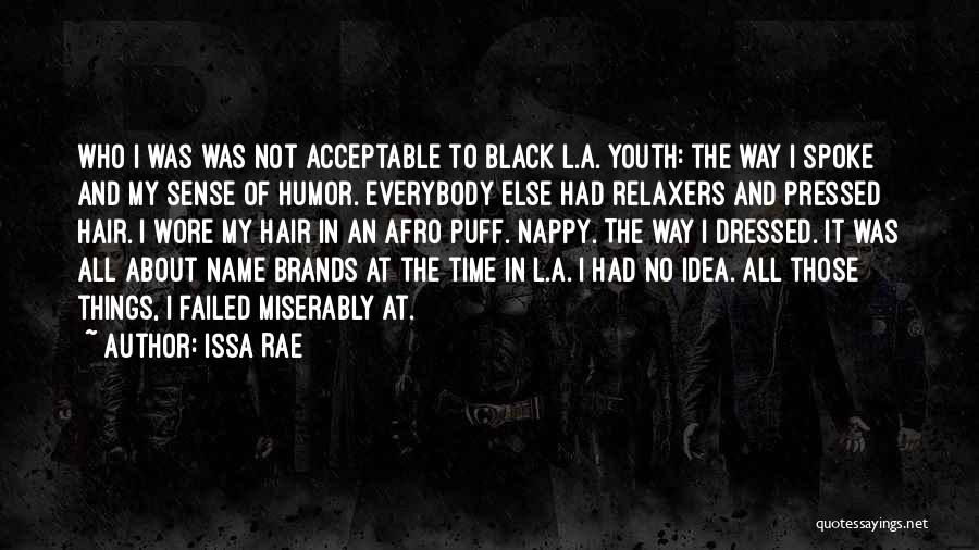 Nappy Quotes By Issa Rae