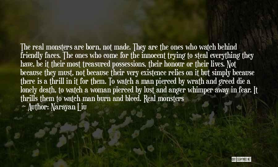 Narayan Liu Quotes 498528