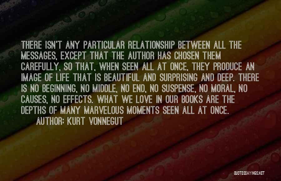 Narrative Love Quotes By Kurt Vonnegut