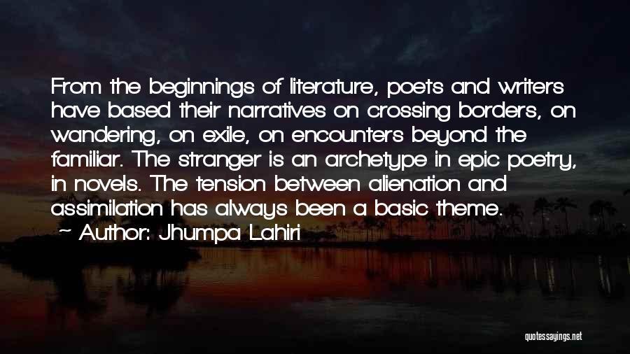 Narratives Quotes By Jhumpa Lahiri