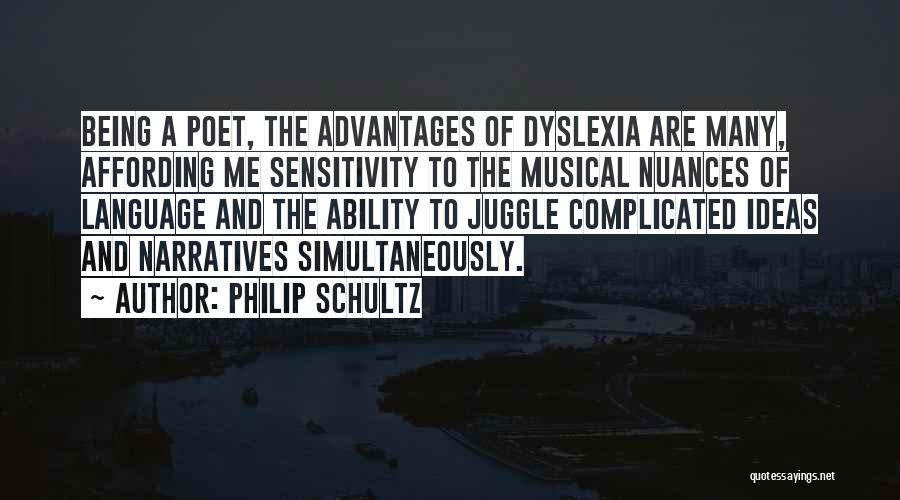 Narratives Quotes By Philip Schultz