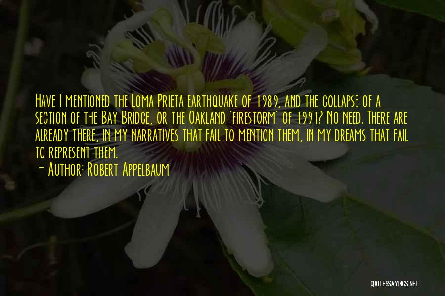 Narratives Quotes By Robert Appelbaum