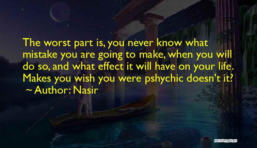 Nasir Quotes 1200721