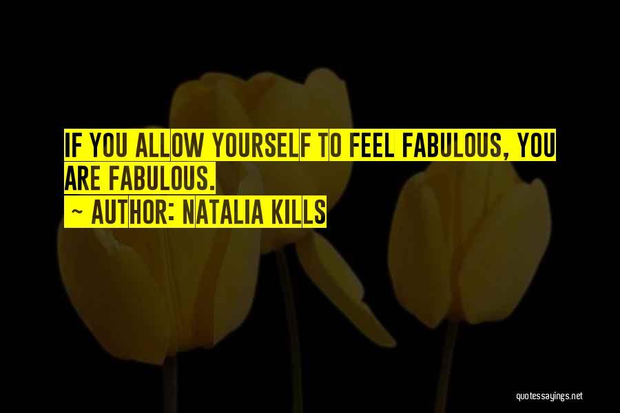 Natalia Kills Quotes 741006