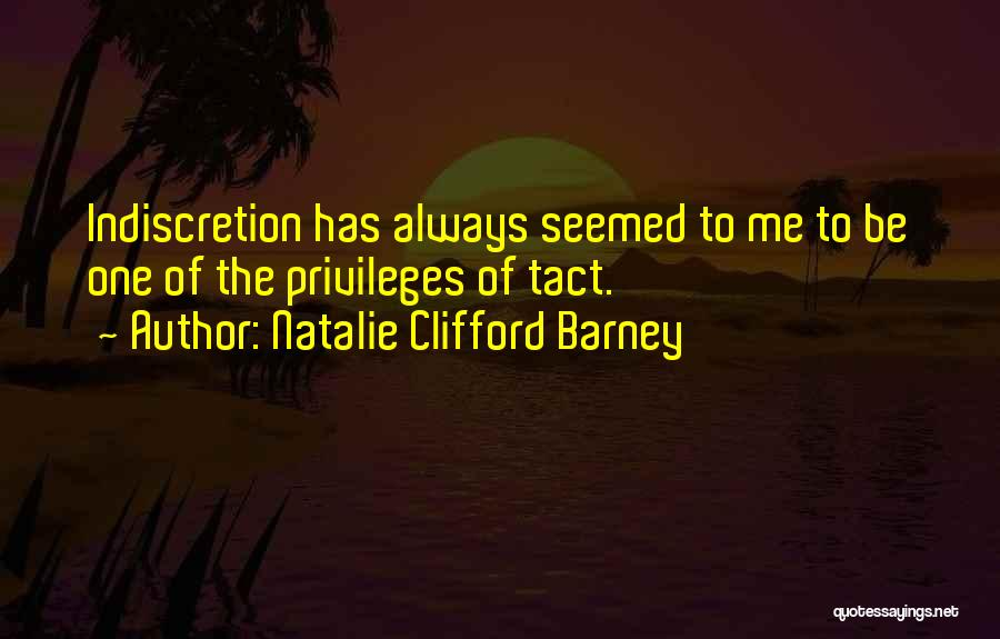 Natalie Clifford Barney Quotes 1084534