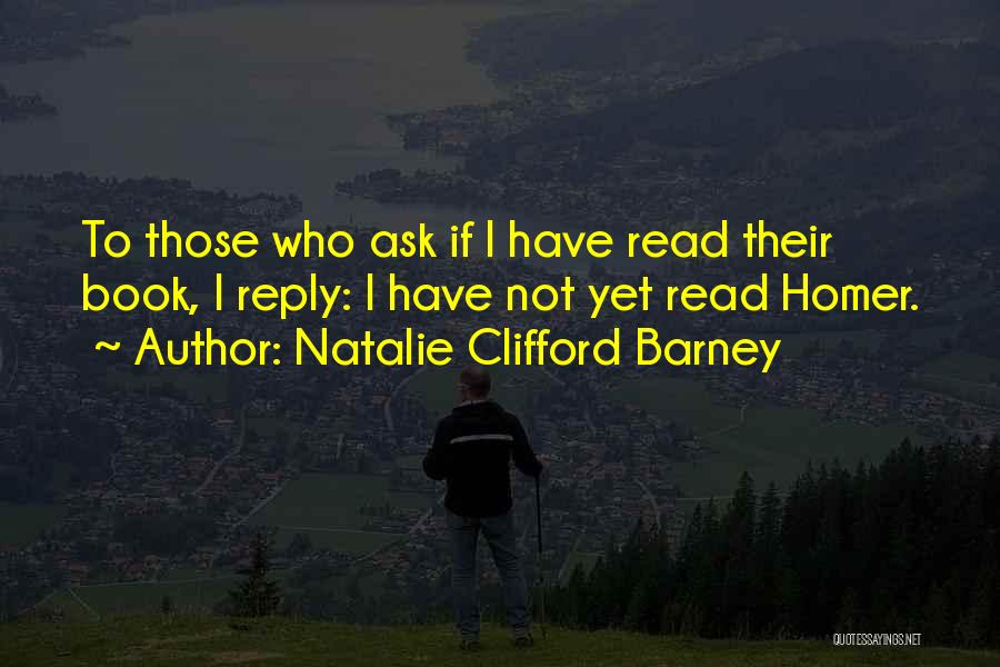 Natalie Clifford Barney Quotes 1091778
