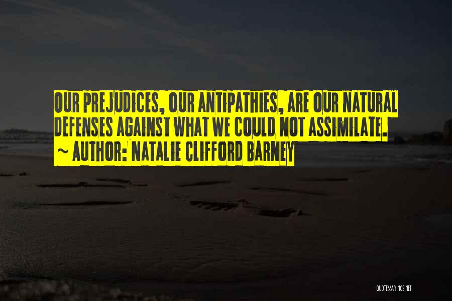 Natalie Clifford Barney Quotes 1101542