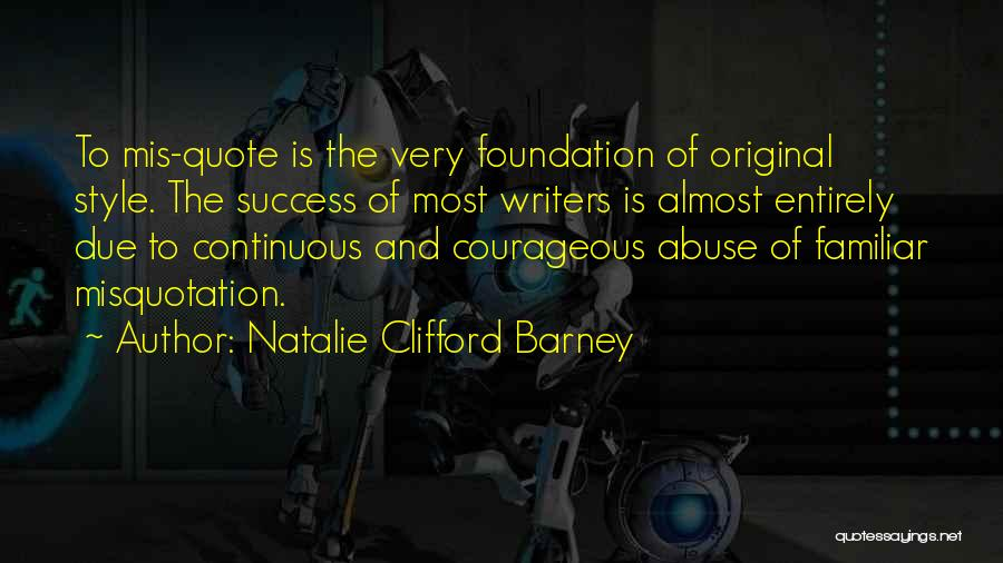 Natalie Clifford Barney Quotes 1167798