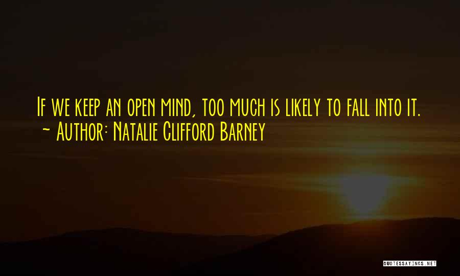 Natalie Clifford Barney Quotes 1183368