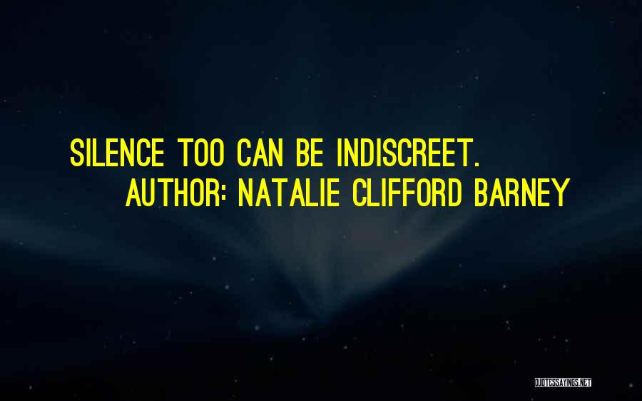 Natalie Clifford Barney Quotes 118802
