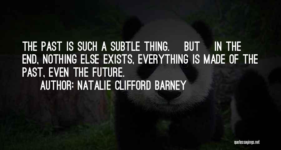 Natalie Clifford Barney Quotes 1278865