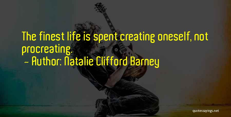 Natalie Clifford Barney Quotes 1725314