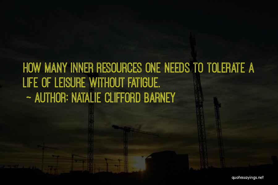 Natalie Clifford Barney Quotes 1869468