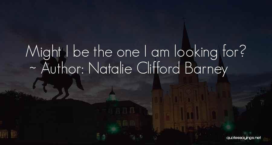 Natalie Clifford Barney Quotes 1911157