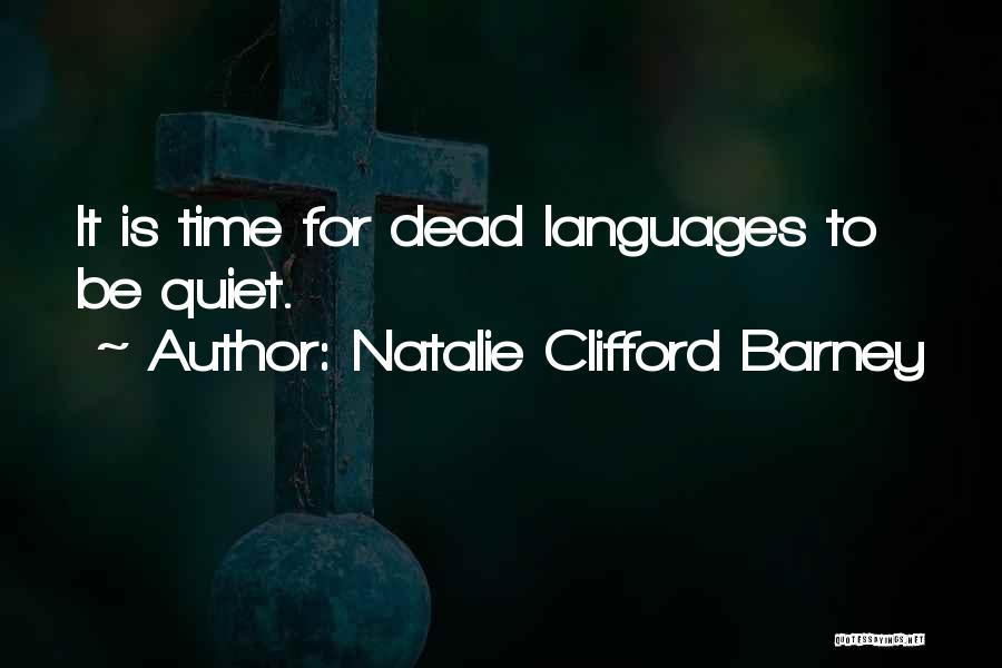 Natalie Clifford Barney Quotes 2125505