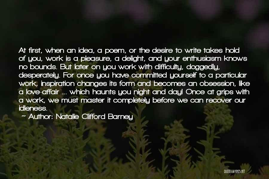 Natalie Clifford Barney Quotes 2165365