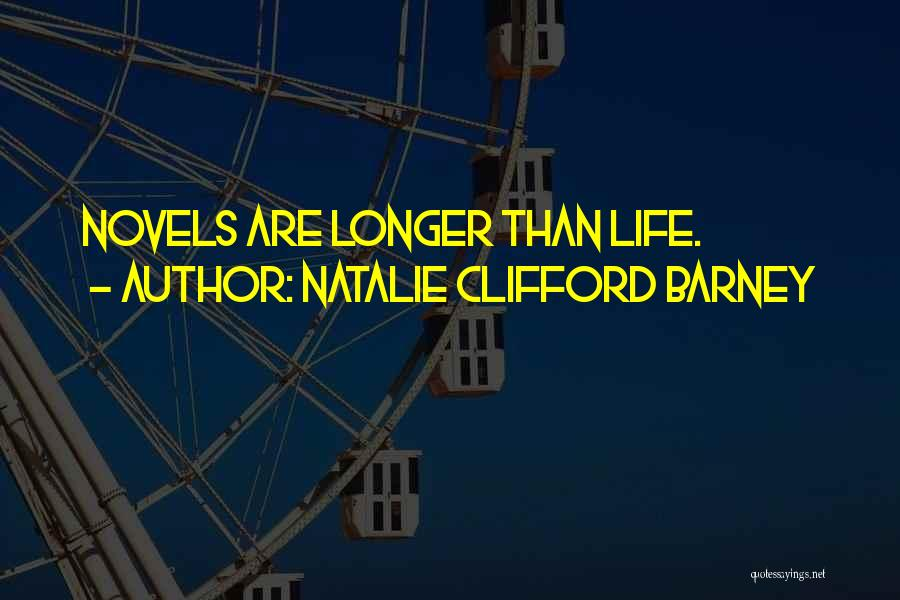 Natalie Clifford Barney Quotes 289272