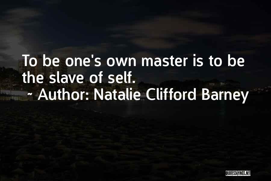 Natalie Clifford Barney Quotes 311947