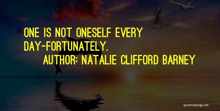 Natalie Clifford Barney Quotes 691090