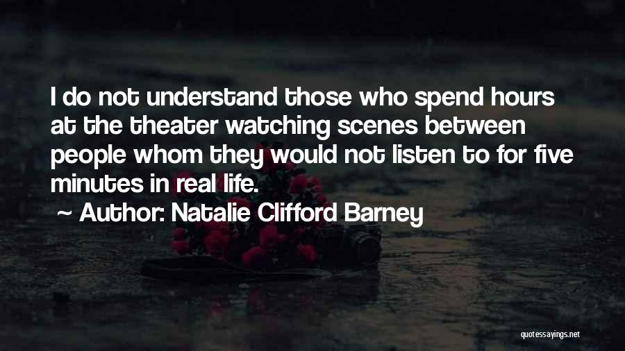 Natalie Clifford Barney Quotes 831793