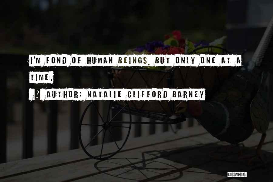 Natalie Clifford Barney Quotes 854943