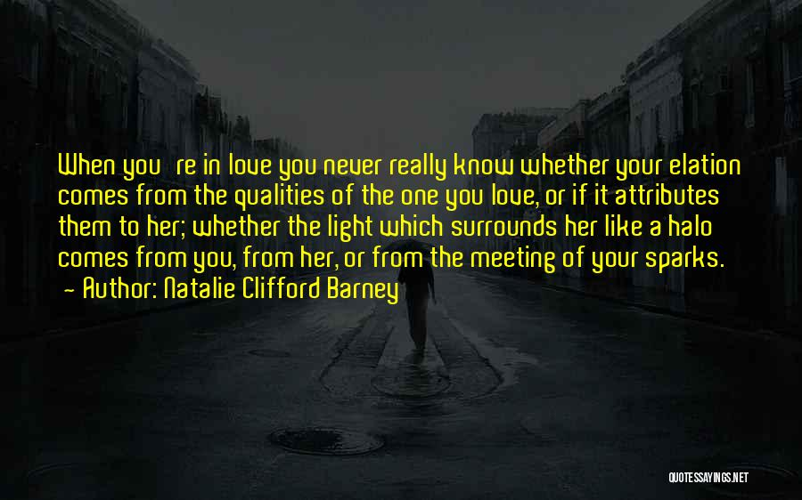 Natalie Clifford Barney Quotes 920068