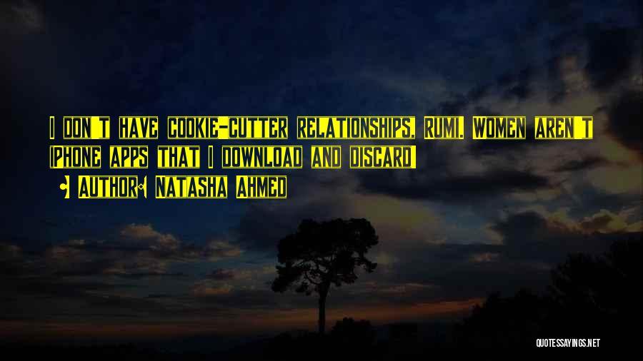 Natasha Ahmed Quotes 282519